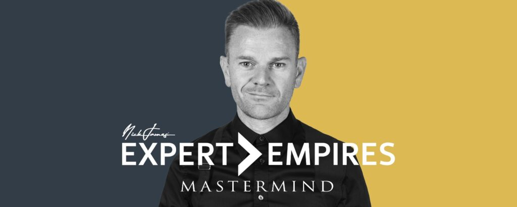 Mastermind Session Booking Page Elementor