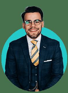 Billy Porter- MARKETING EXECUTIVE